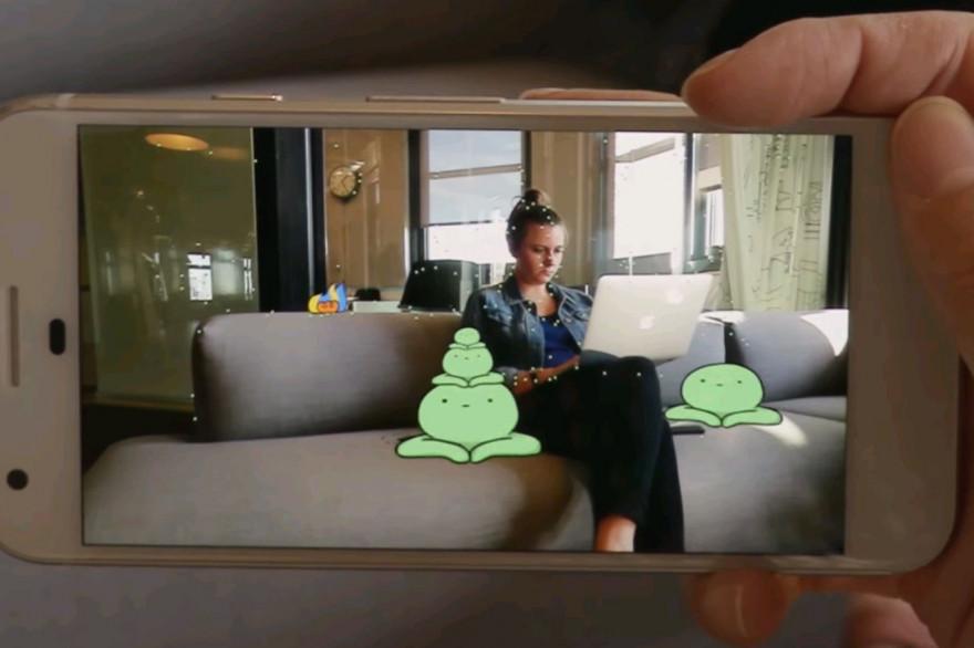 Google et Samsung s'allient face à Apple dans la réalité augmentée