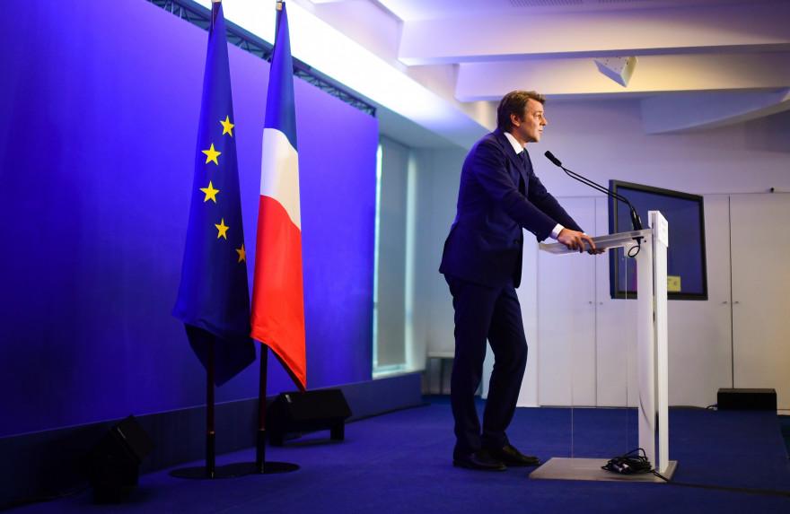 François Baroin, le 18 juin 2017