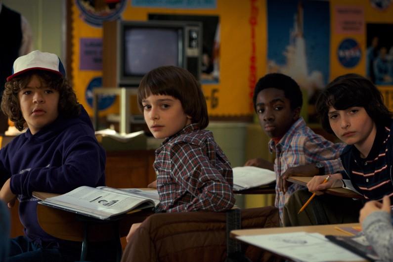 """La saison 2 de """"Stranger Things"""" est disponible sur Netflix depuis le 27 octobre"""