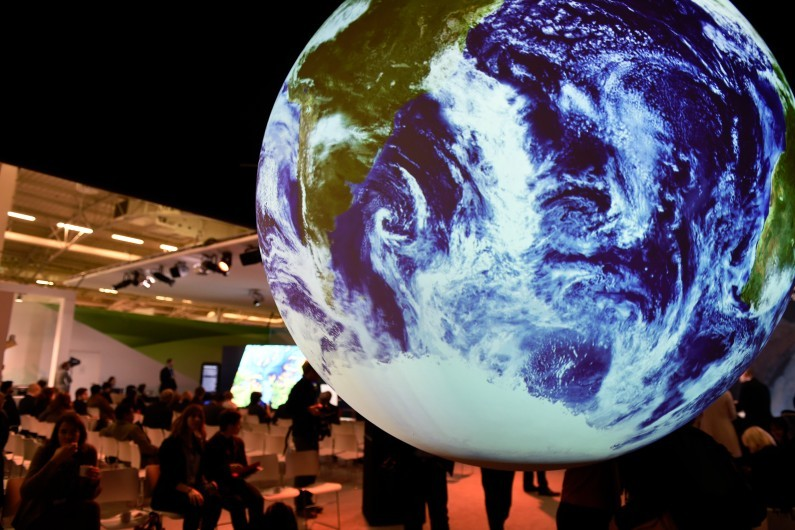 La COP21 s'est tenue au Bourget fin 2015