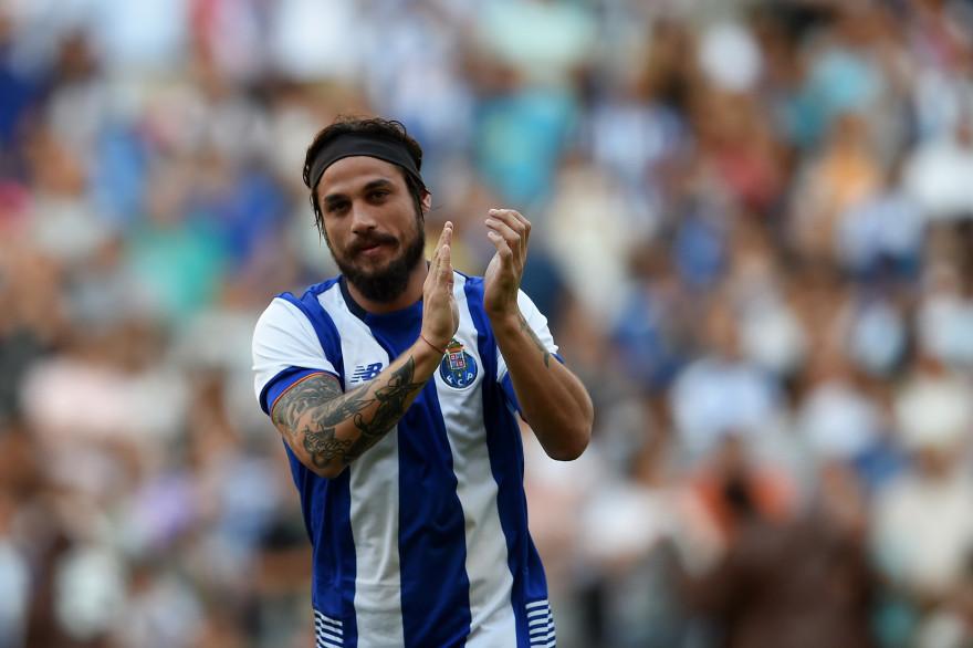 L'attaquant italo-argentin Pablo Osvaldo