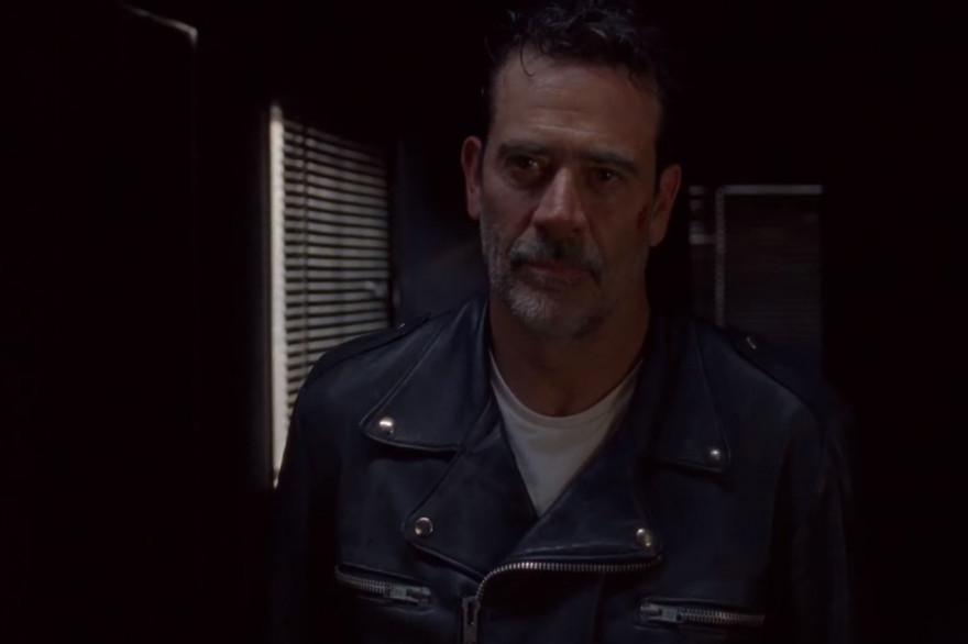 """Negan dans l'épisode 5 de """"The Walking Dead"""""""
