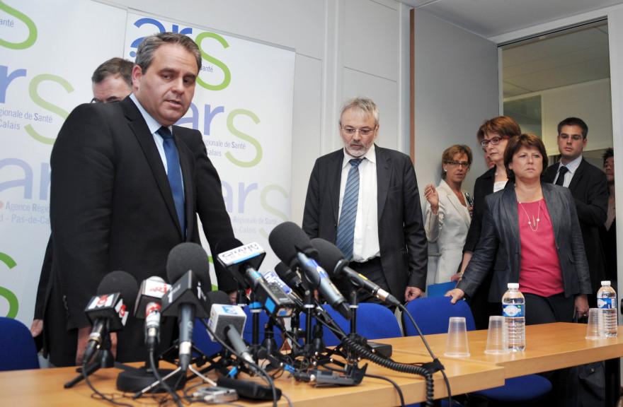 Agence du médicament : Aubry et Bertrand fustigent Macron après l'échec de Lille