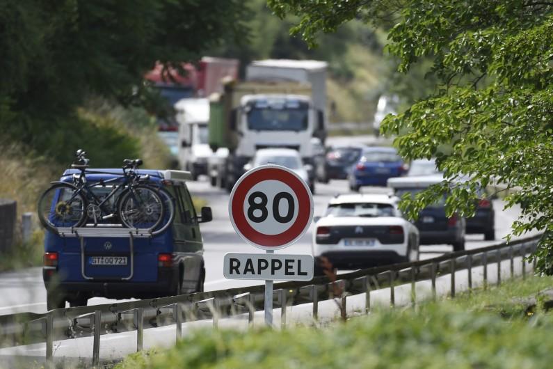 Vers une diminution de la vitesse sur les nationales et les départementales ?