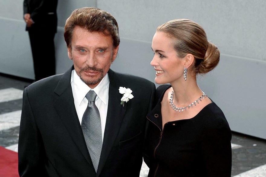 Laeticia Hallyday est mariée à Johnny Hallyday depuis 1996. Ils ont deux enfants ensemble, Jade et Joy