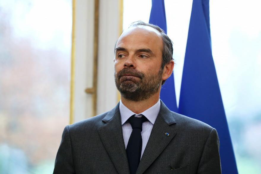 Édouard Philippe, le 7 décembre 2017