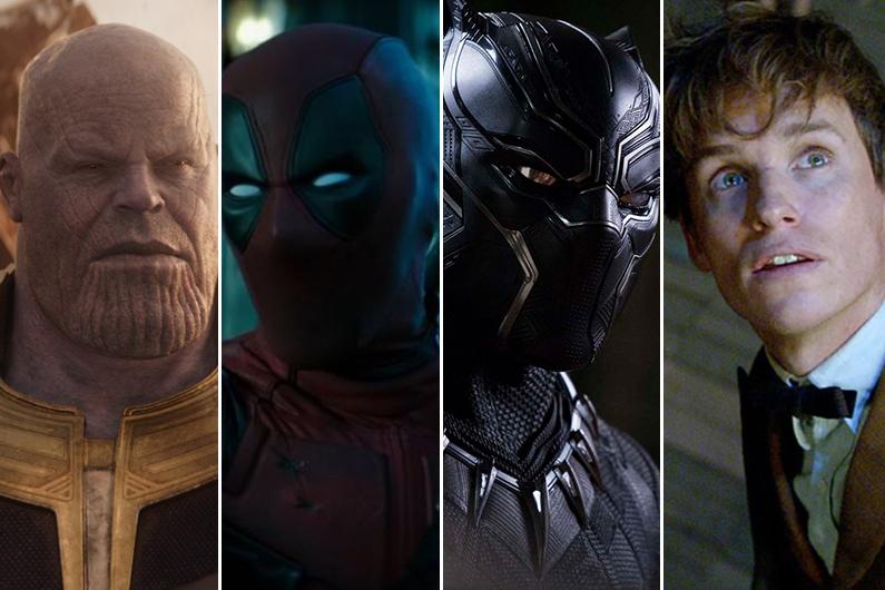 Découvrez les 9 films qui feront vibrer les fans de la pop culture en 2018