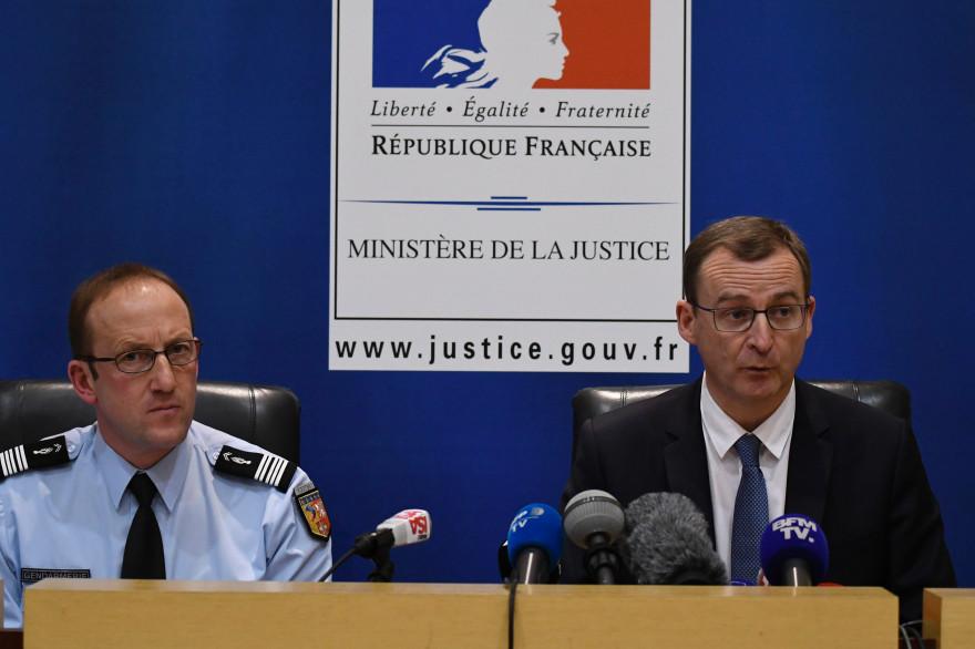 Thierry Drian, le procureur de Chambéry, le 20 décembre 2017