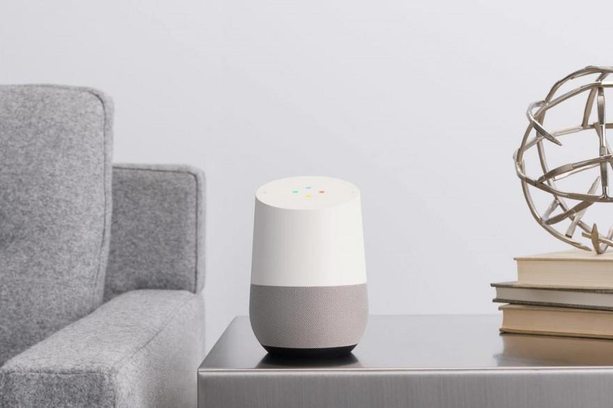 Google Home est disponible en France depuis août 2017