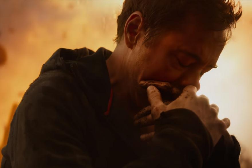 """Tony Stark, abattu dans la bande-annonce d'""""Avengers : Infinity War"""""""