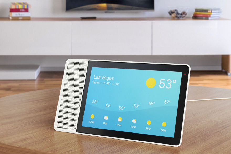 Google Assistant bénéficie désormais d'un écran sur les Smart Display Lenovo