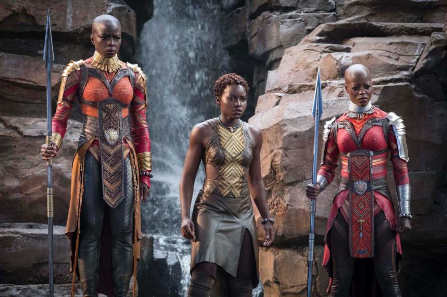 Les Dora Milaje sont la garde rapprochée de Black Panther