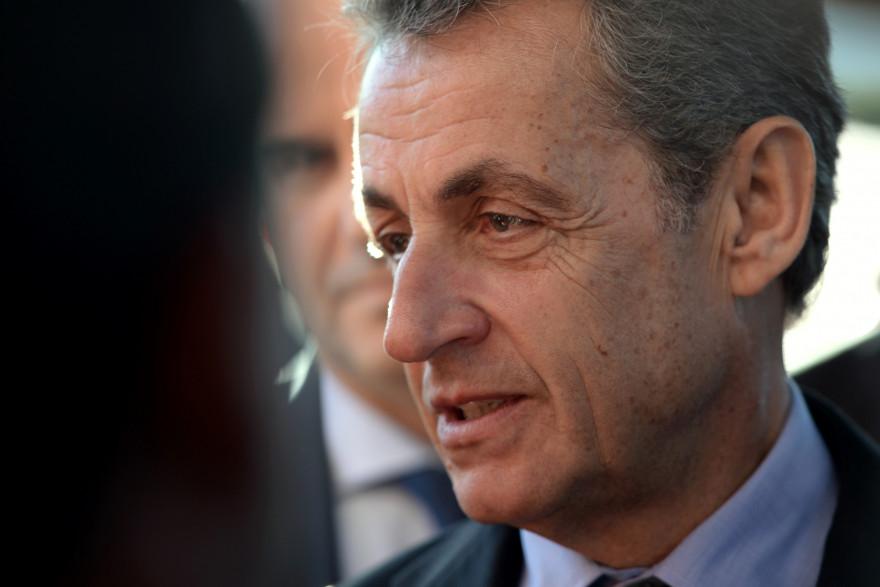 Nicolas Sarkozy, le 22 novembre 2017