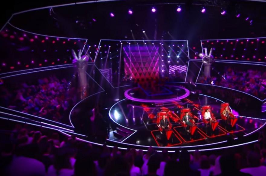 """La saison 7 de """"The Voice"""" est diffusée sur TF1"""