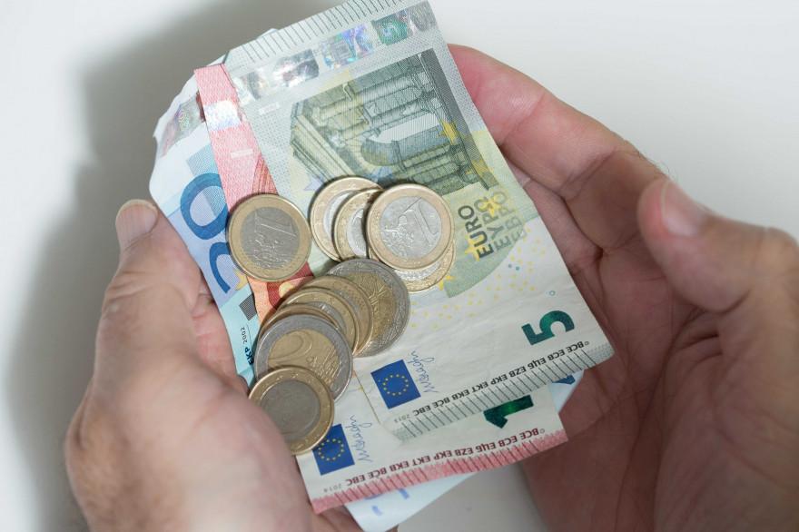 De la monnaie (illustration)