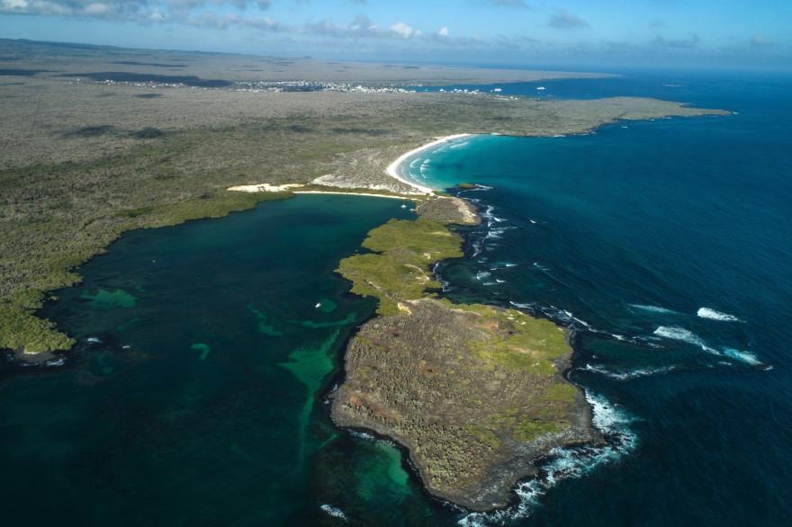 L'archipel des Galapagos, aux larges de l'Équateur