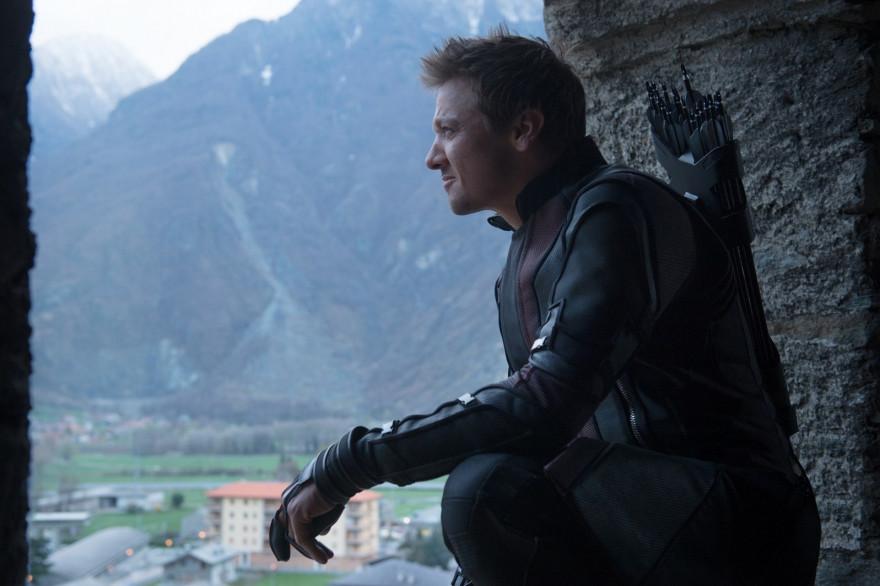 """Hawkeye est incarné par Jeremy Renner depuis """"Avengers"""""""