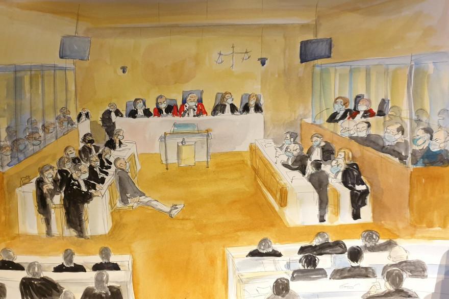 Les condamnations dans l'affaire des attentats de janvier 2015 ont été prononcées mercredi 16 décembre au tribunal de Paris.