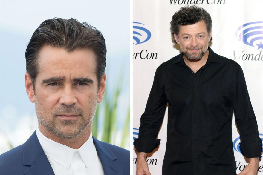 Colin Farrell et Andy Serkis pourraient rejoindre Gotham City