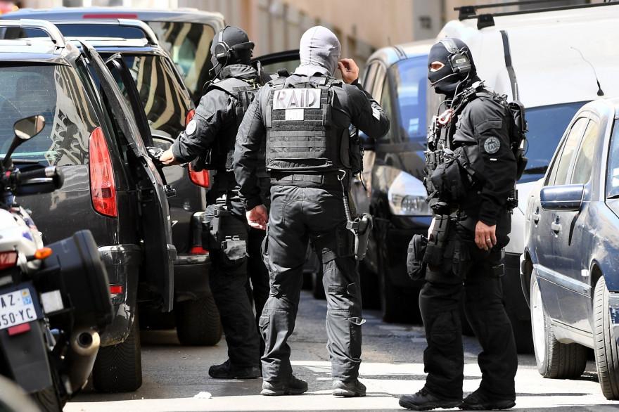Des policiers du Raid (illustration)