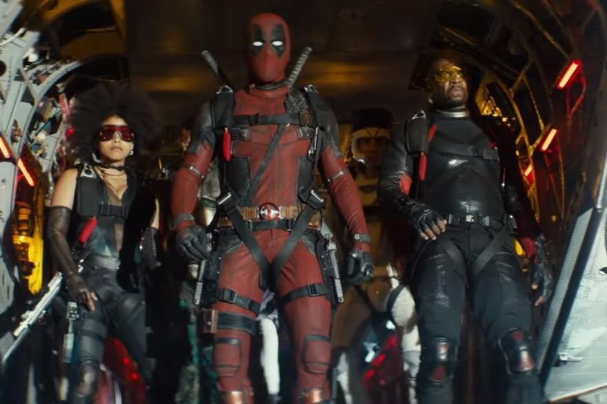 """Deadpool et la X-Force dans le trailer de """"Deadpool 2"""""""