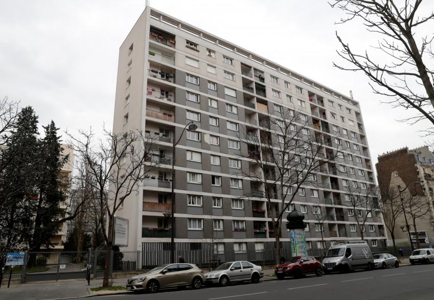 L'immeuble où vivait Mireille Knoll, octogénaire tuée dans le XIe arrondissement de la capitale