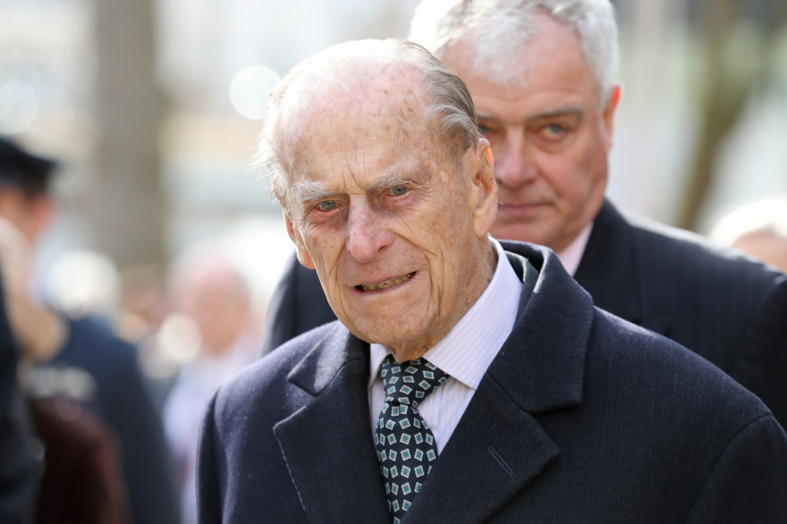 Le Prince Philip (Illustration)