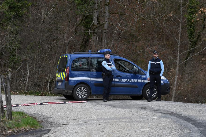 Nordahl Lelandais a été amené sur les lieux de la découverte du corps d'Arthur Noyer le 29 mars 2018
