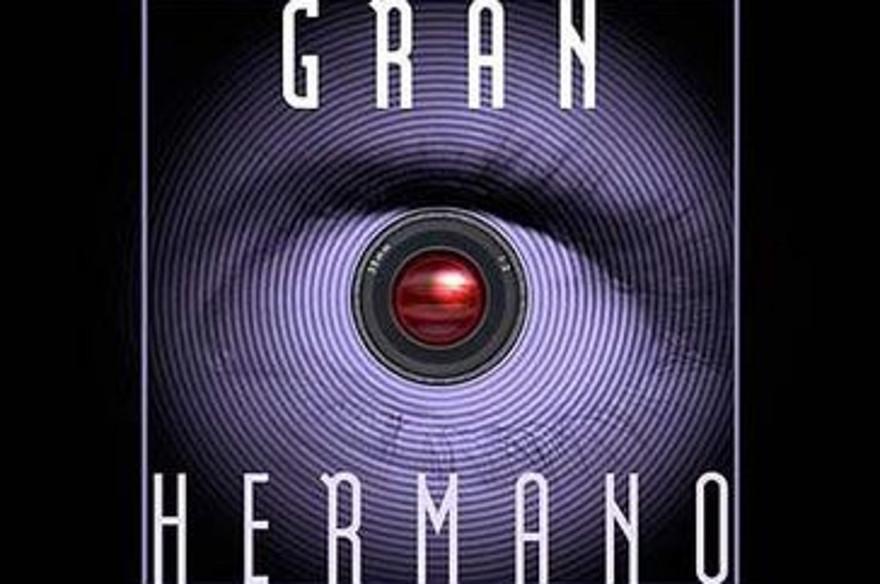 """Logo de l'émission de télé-réalité """"Gran Hermano"""", version espagnole de """"Big Brother""""."""