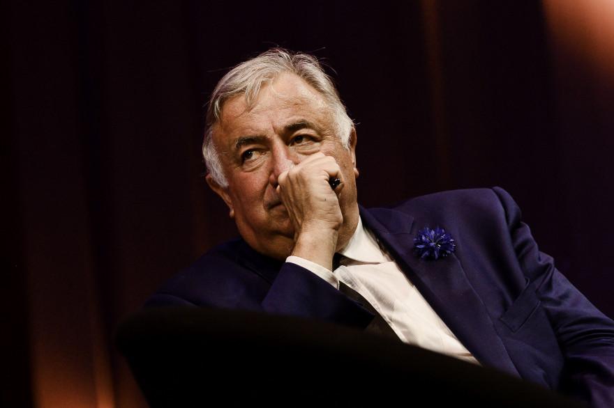 Gérard Larcher, le 11 août 2018