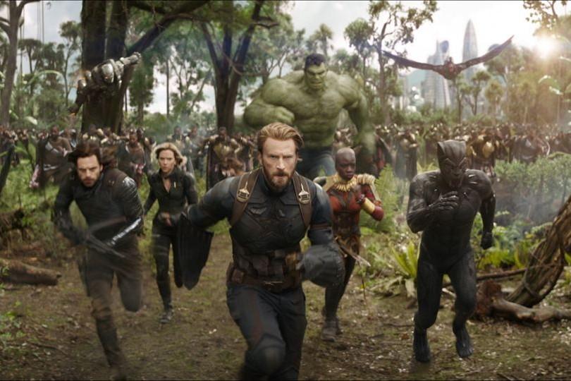 """""""Avengers : Infinity War"""" sort le 25 avril"""