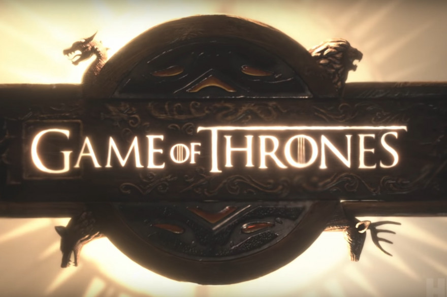 """Game of Thrones"", la légendaire série de HBO"