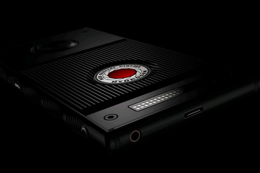 L'Hydrogen One est l'un des ovni du marché des smartphones