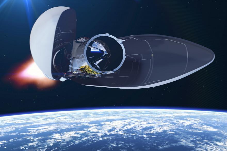 Le satellite européen Aeolus doit mesurer les vents pour améliorer les prévisions météo