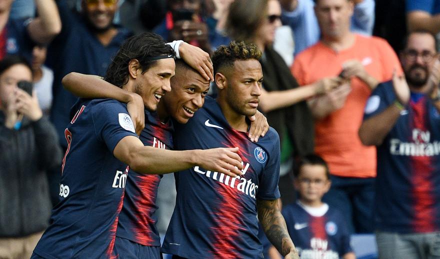 """La """"MCN"""" a offert la victoire au PSG contre Angers le 25 août au Parc des Princes"""