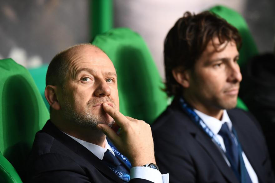 Antero Henrique, directeur sportif du PSG