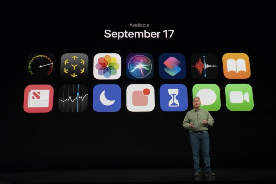 La mise à jour iOS 12 doit accélérer les iPhone ralentis par iOS 11
