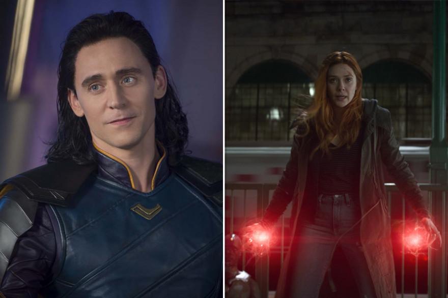 Loki et Scarlet Witch seront les héros de leur propre série