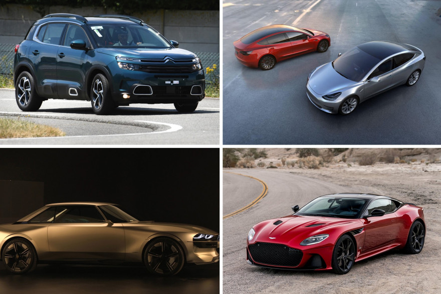 """Vous pouvez voter pour les Prix """"RTl Turbo Auto-Plus"""" à l'occasion du Mondial de l'Automobile de Paris 2018"""