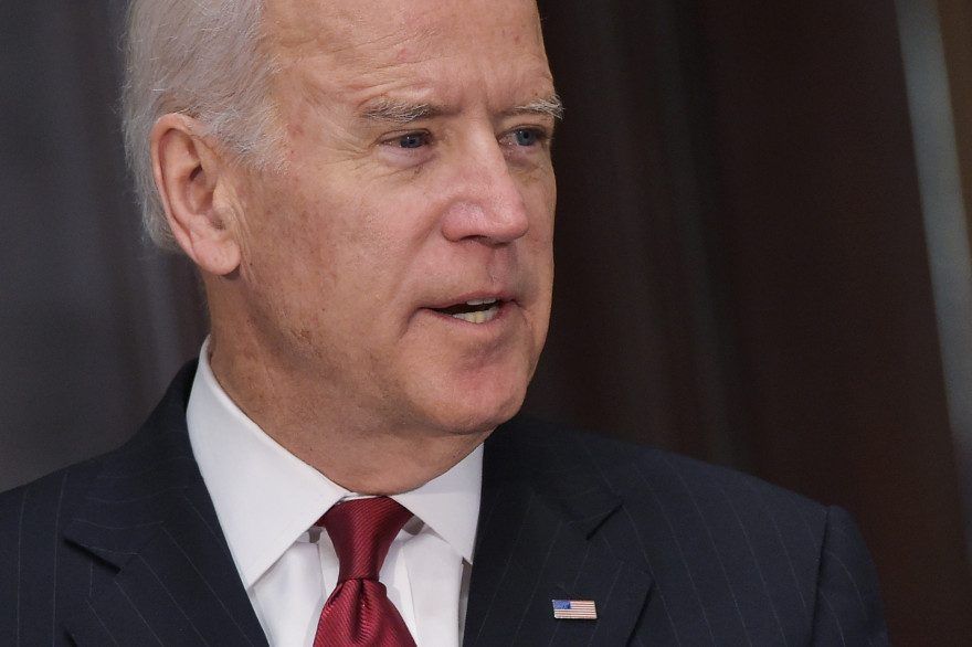 Joe Biden, ancien vice-président de Barack Obama, est régulièrement cité comme possible candidat démocrate à la présidentielle de 2020.