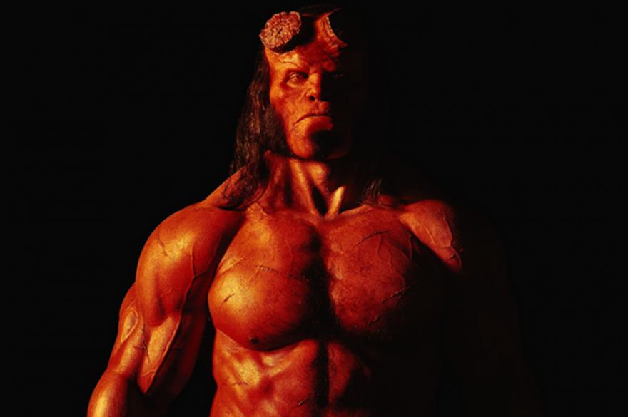 """Le reboot de """"Hellboy"""" est prévu pour le 12 avril 2019 au cinéma"""