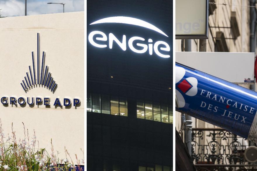 L'Assemblée nationale a autorisé la privatisation des entreprises Aéroports de Paris, Engie et La Française des Jeux le 4 octobre 2018.