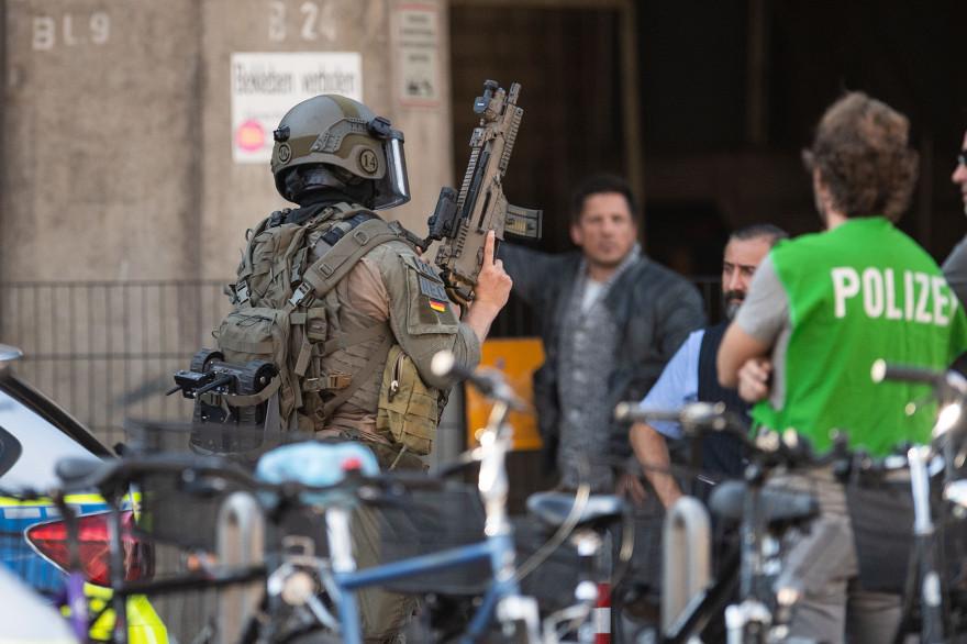 Fin d'une prise d'otage dans la gare de Cologne lundi 15 octobre