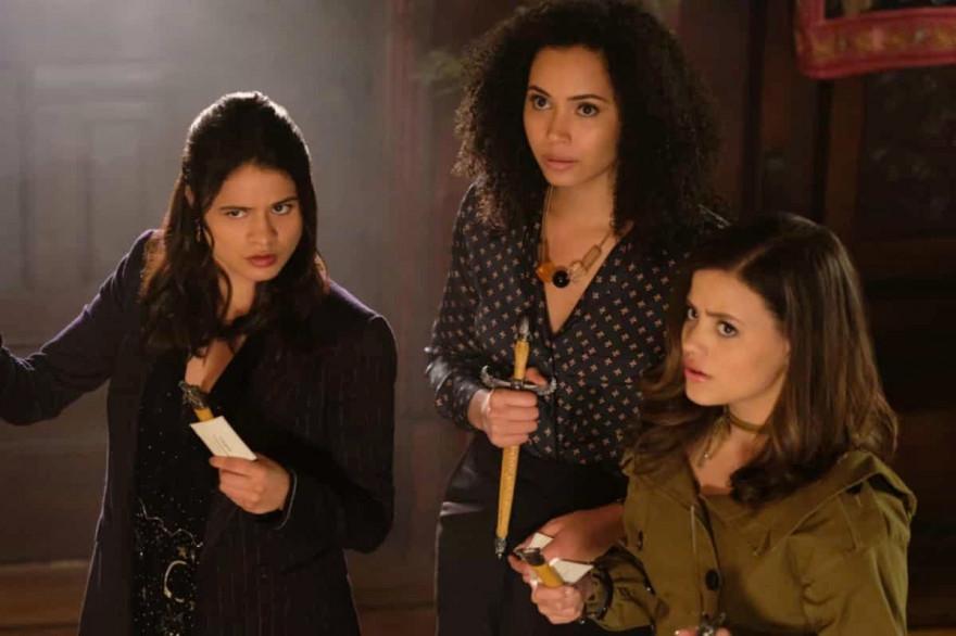 """Les trois nouvelles sœurs sorcières de """"Charmed"""""""