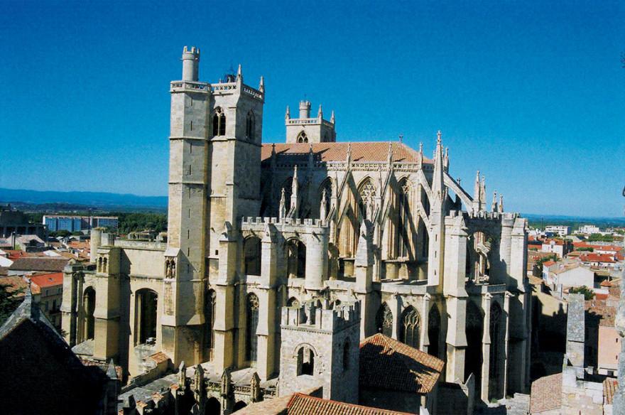 Cathédrale de Narbonne (illustration)
