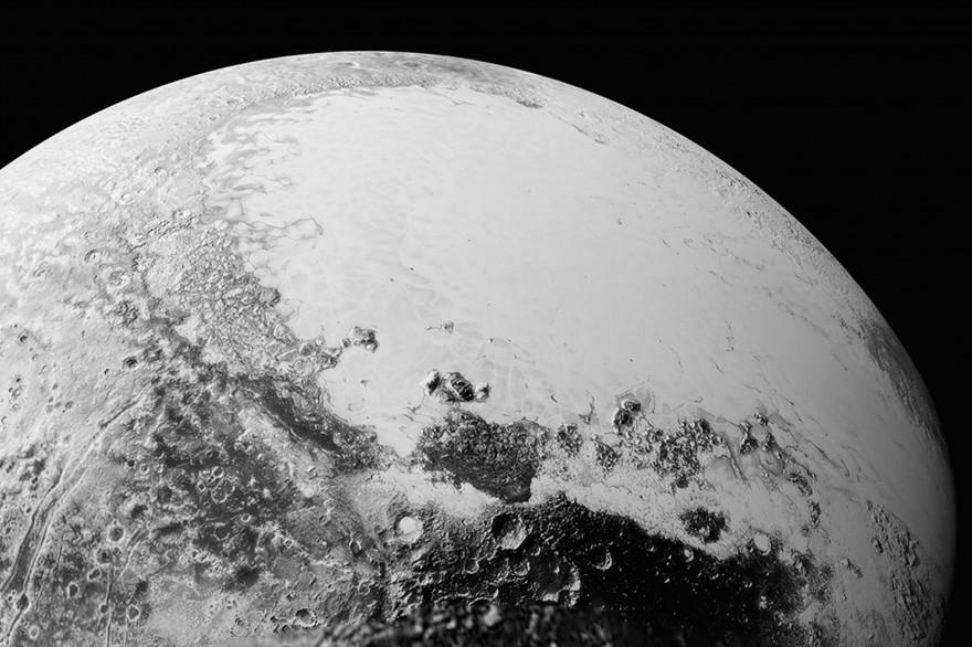 """Pluton a été rétrogradé en 2006 à son appellation originelle de """"planète naine"""""""