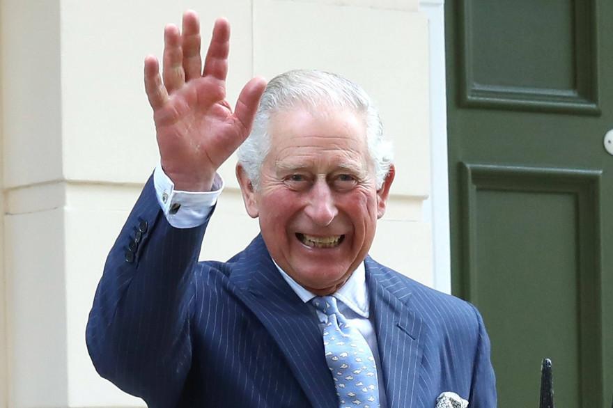 Le prince Charles, le 15 novembre 2018