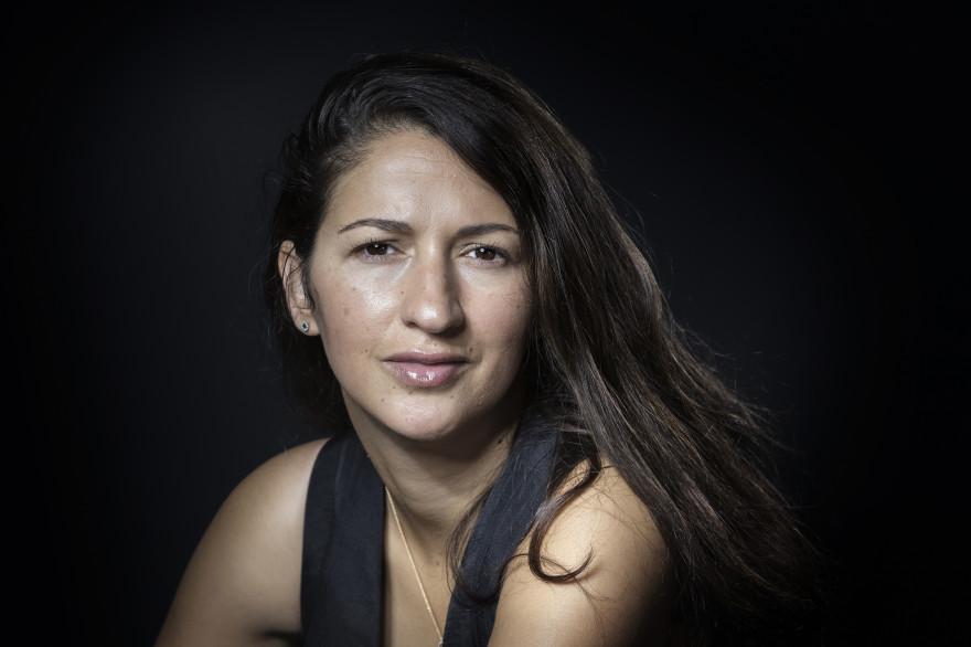 Zineb El Rhazoui, ancienne journaliste à Charlie Hebdo