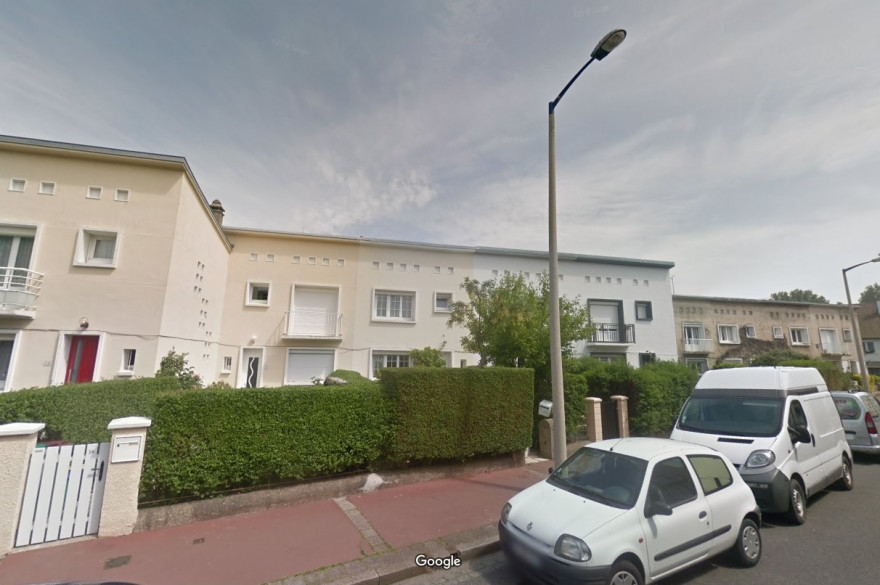 Le drame s'est joué dans cette rue de Calais, le vendredi 28 décembre