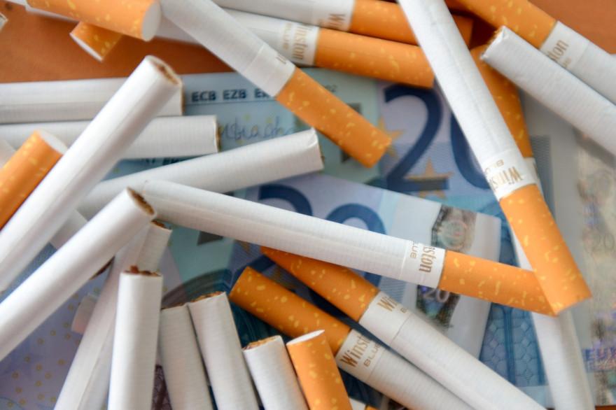 Des cigarettes (illustration)